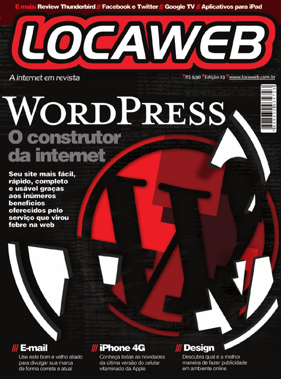 b473b5367 Revista Locaweb Ed 23 by Locaweb - issuu