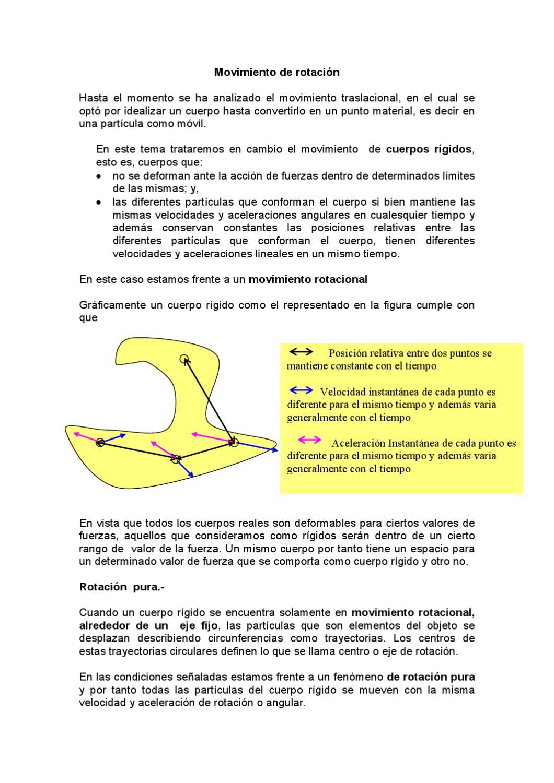 Movimiento de Rotación by Nely Vintimilla - issuu