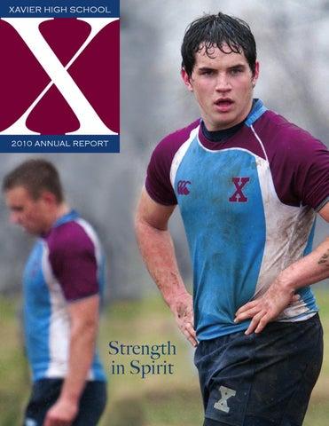 bc935d0a191 2010 Xavier Annual Report by Xavier High School - issuu