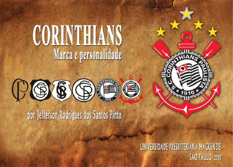 Corinthians  Marca e Personalidade by Jeff Santos - issuu 14463b5f241ed