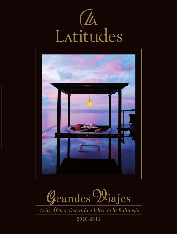 Latitudes, Invierno, 2010-2011 by Globalia - issuu