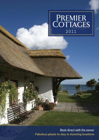 Premier Cottages 2011 Brochure By Mike Wiggins