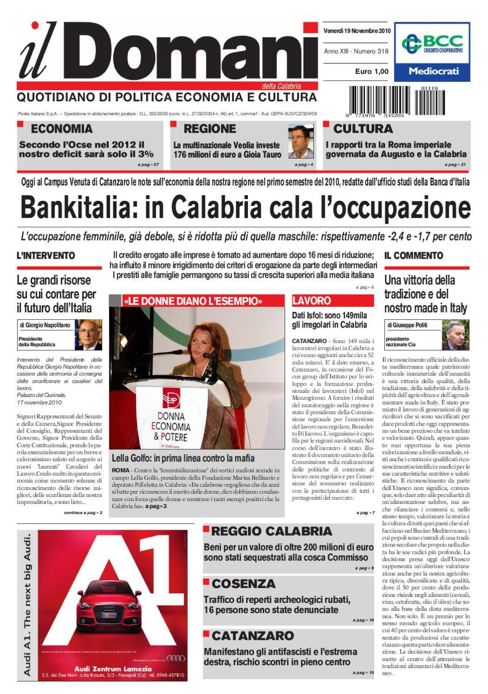 Sottotono Reggio Calabria C.so Garibaldi, 619 | Catalogo e