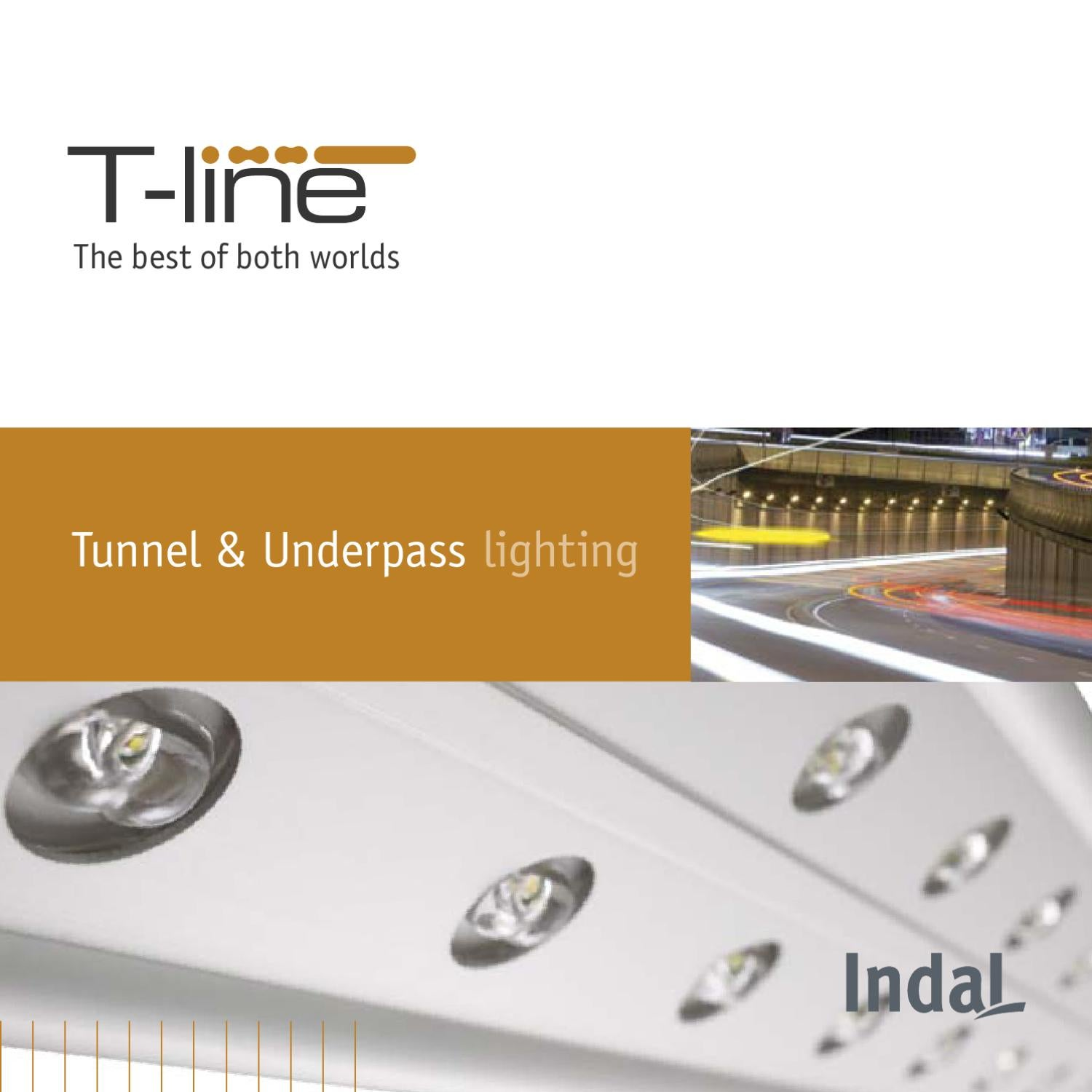 Brochure T-Line EN by Indal - issuu