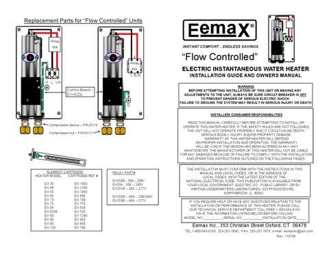 eemax wiring diagrams smart wiring diagrams u2022 rh krakencraft co Simple Wiring Diagrams Basic Electrical Wiring Diagrams