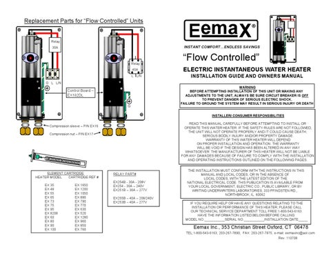 eemax wiring diagrams wiring diagrams u2022 rh autonomia co Residential Electrical Wiring Diagrams Residential Electrical Wiring Diagrams