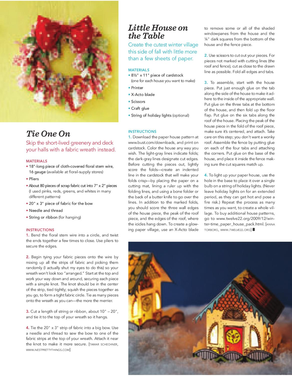 Issue 67 by debbie stoller - issuu