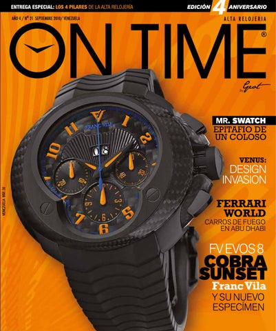 ea71bef2cb26 On Time Septiembre 2010 by Geot  Grupo Editorial On Time  - issuu