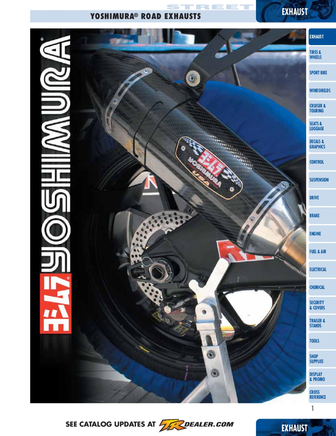 Tr Exhausts By Bills Issuu Two Brothers Yamaha Fz1 M 2 Silver Series Slip On Exhaust System 2006 15 Carbon Fiber Canister