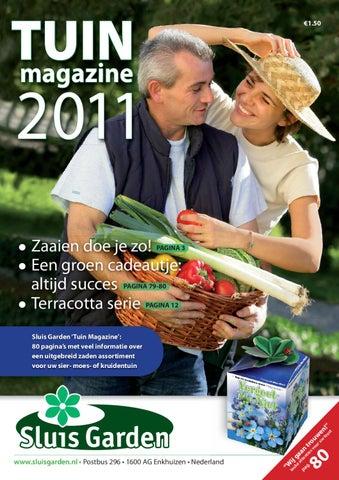 tuin magazine 2011 by elma media issuu
