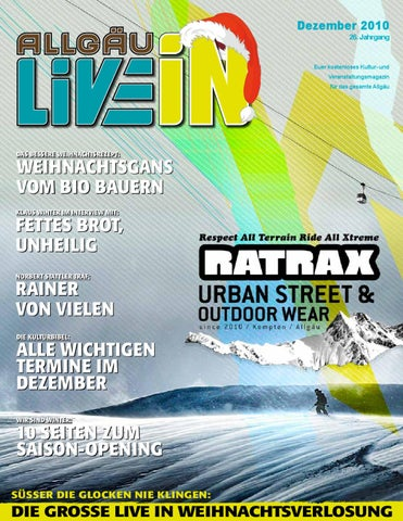 100% authentic cfc74 6532a Allgäu Live In (12.2010) by Live In Verlag - issuu