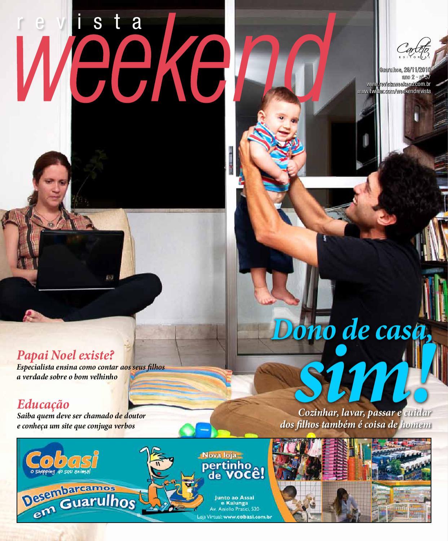 9e1644927 Revista Weekend - Edição 57 by Carleto Editorial - issuu