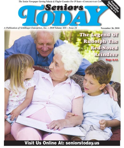 Seniors today magazine