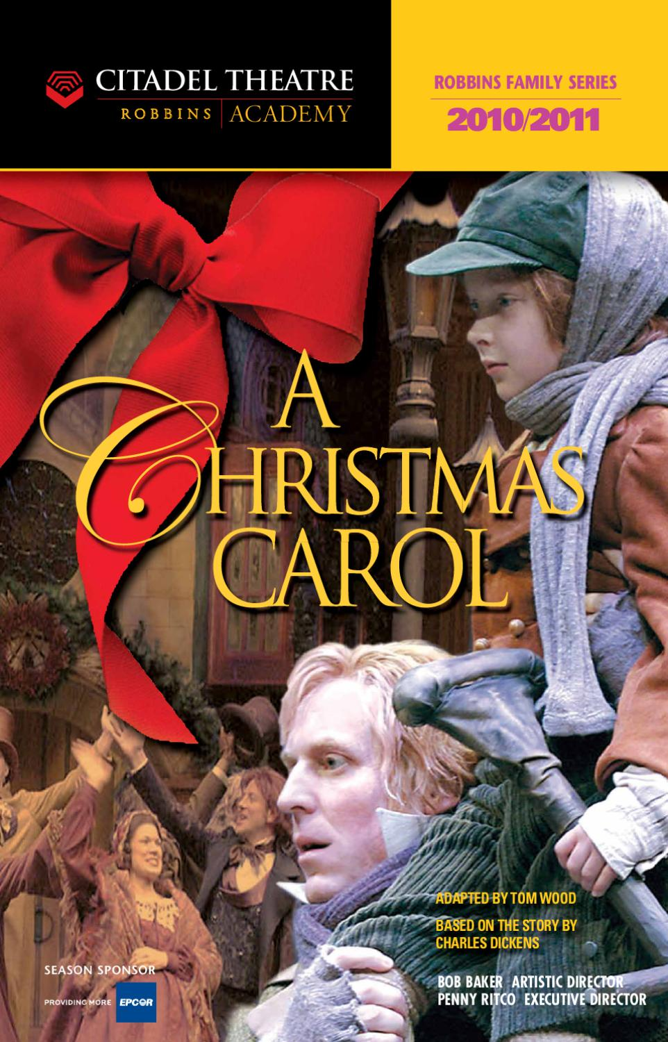 heartland the plete seasons 1 10 set on dvd pristine a place to call home complete series A Christmas Carol - Citadel playbill