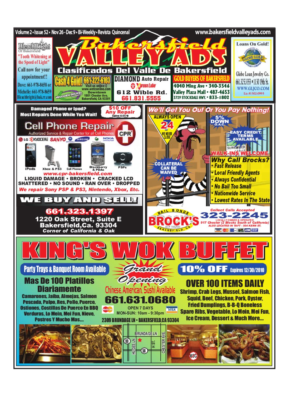 Bakersfield valley ads by bakersfield valley ads issuu 1betcityfo Image collections