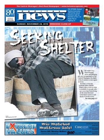 Kelowna Cap News 28 November 2010 By CapitalNews