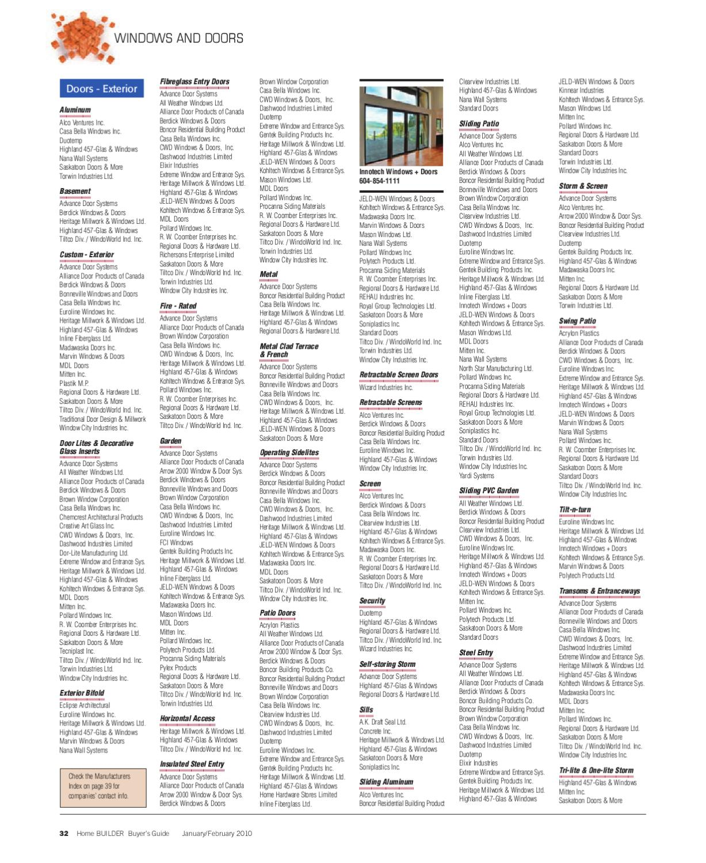 Jan/Feb 2010 | Home Builder Canada By Work4 Projects Ltd.   Issuu