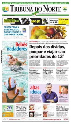 Tribuna do Norte - 28 11 2010 by Empresa Jornalística Tribuna do ... 9a1e745fe5557