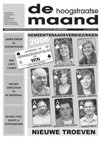 3b1c1920b6f oktober 2006 - De Hoogstraatse Maand by De Hoogstraatse Maand - issuu