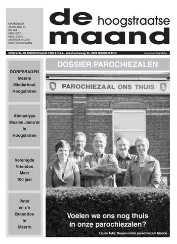 4a472e6658a april 2007 - De Hoogstraatse Maand by De Hoogstraatse Maand - issuu