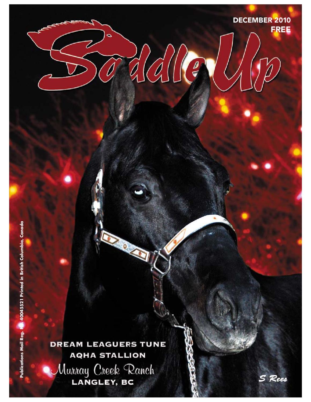 Saddle Up Dec 2010 By Magazine Issuu Palomino Tinela Handbag Mud