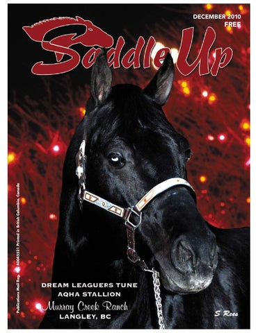 d6bfc7d6b2cb Saddle Up Dec 2010 by Saddle Up magazine - issuu