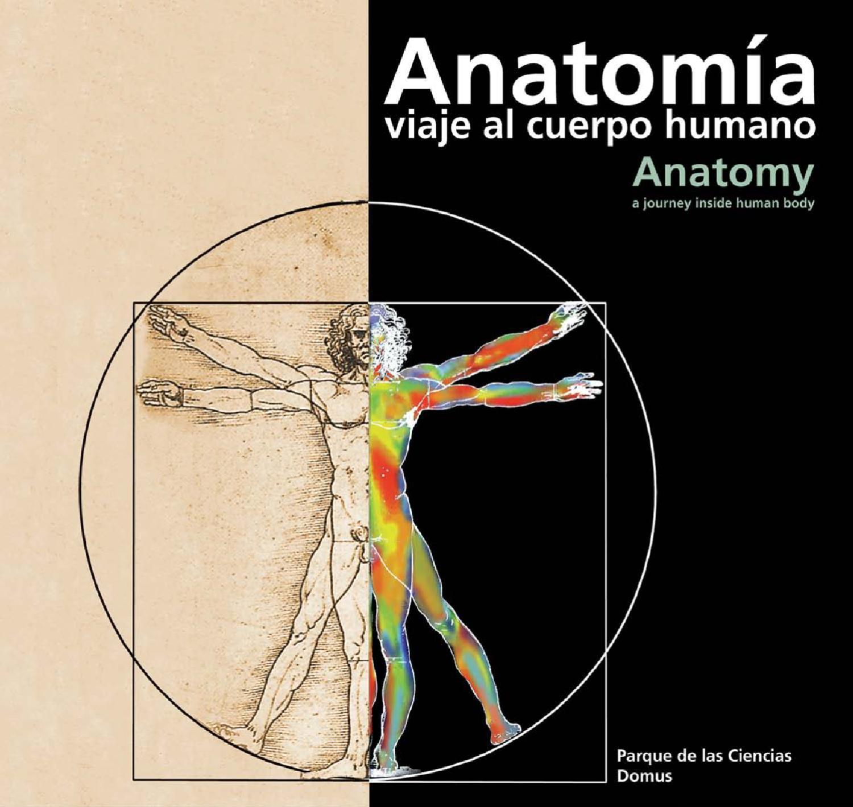 Guia: Anatomia, viaje al cuerpo humano by Parque de las Ciencias ...