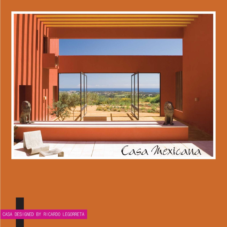 Sotogrande House Designed By Ricardo Legorreta By