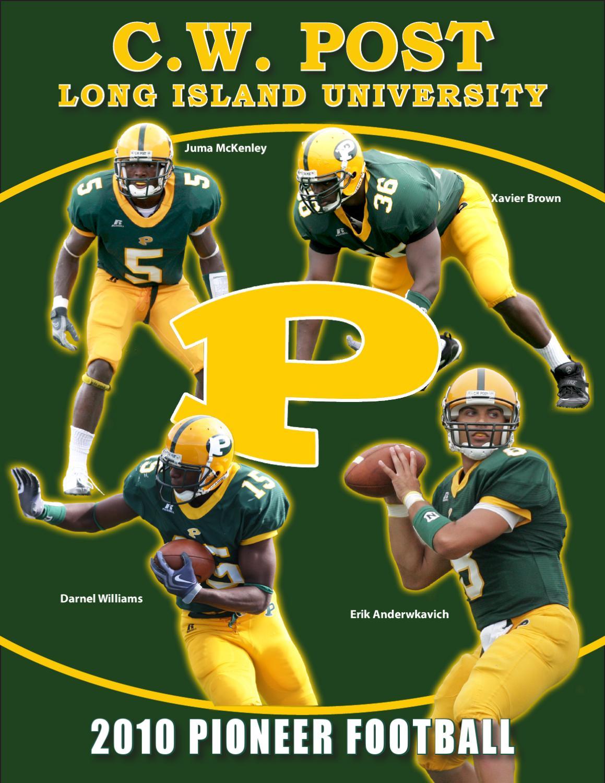 Long Island University Cw Post Athletics