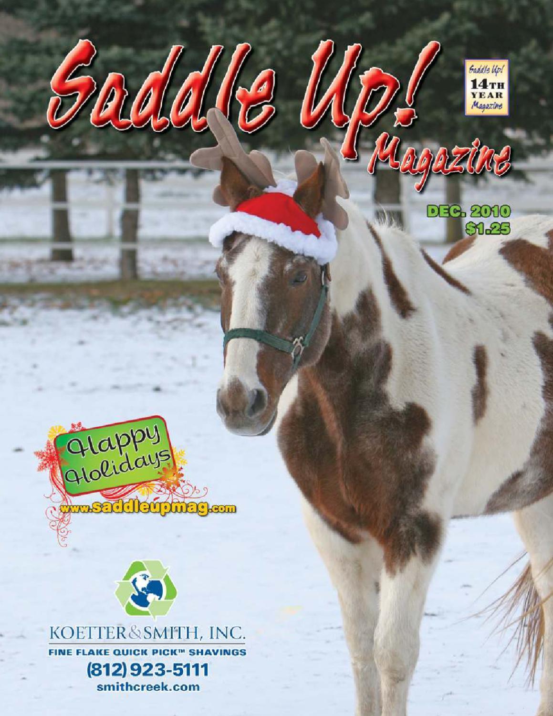 SUdecember2010 by Saddle Up! Magazine - issuu