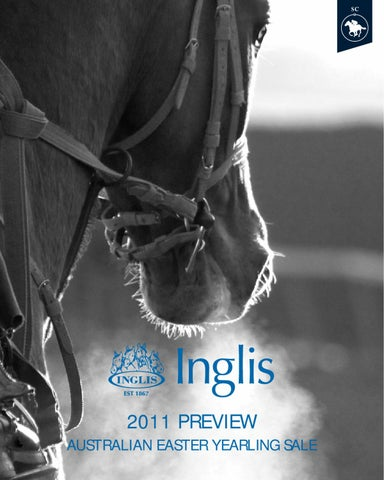 c7ee703bc608 2011 Inglis Easter Yearling Sale Preview by Inglis - issuu