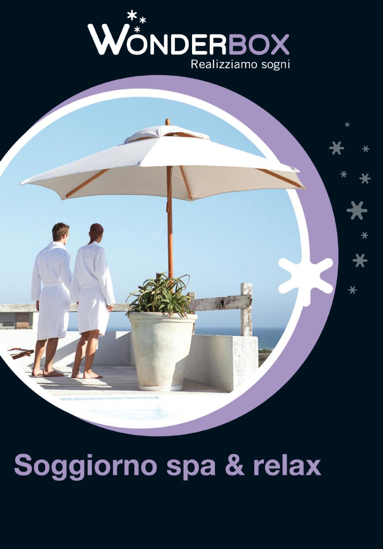 Soggiorno_spa_&_relax_2010_11 By Fnac Italia Issuu