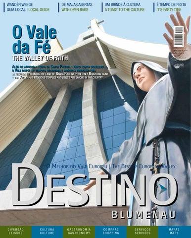 40c4b189273432 Revista Destino - Ed. 09 by Mundi Editora - issuu