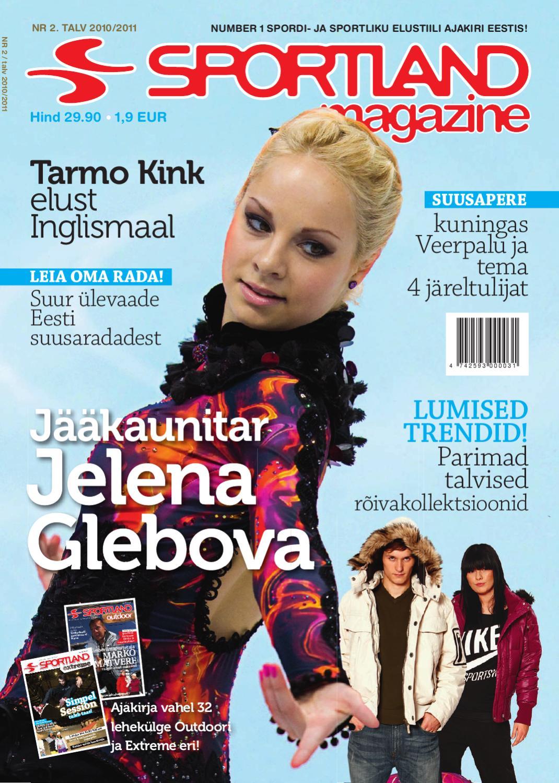 fd65eb34c0f Sportland Magazine TALV 2010 by Menu Kirjastus OÜ - issuu