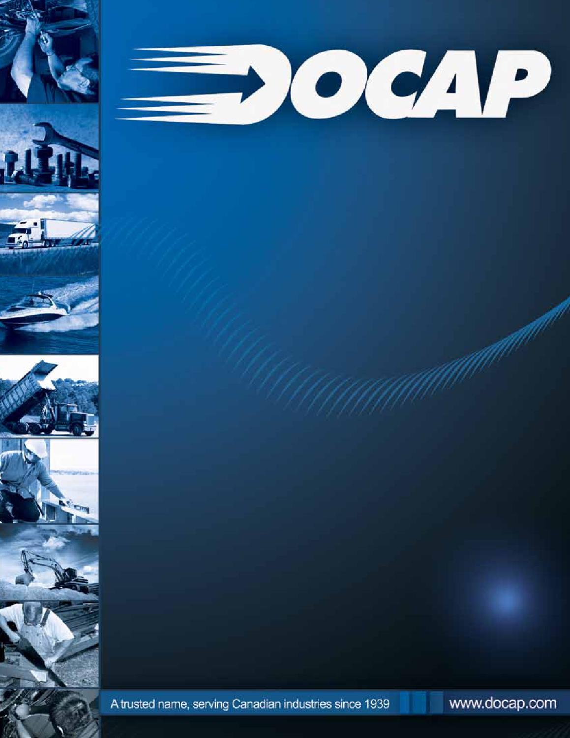 Docap Catalogue 2010 By Drive Products Issuu Cole Hersee Heavy Duty Spdt Momentary Toggle Switch 5502155021bx