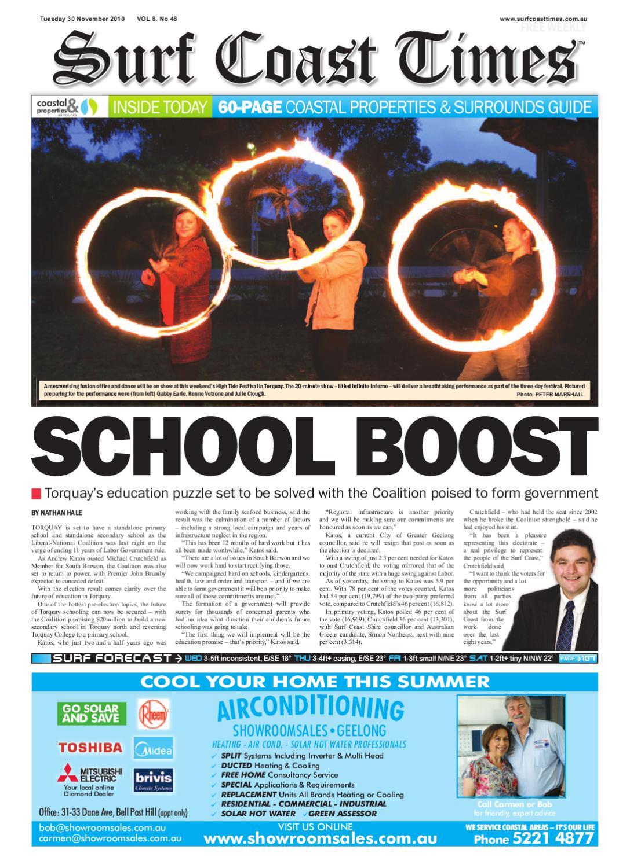 Surf Coast Times Nov 30 by Surf Coast News Australia Pty Ltd - issuu c7c56629c50