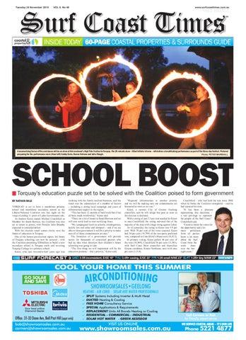 1acf105adc Surf Coast Times Nov 30 by Surf Coast News Australia Pty Ltd - issuu