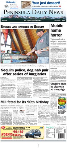 Page Thumb Large on Pdn C By Peninsula Daily News Sequim Gazette Issuu