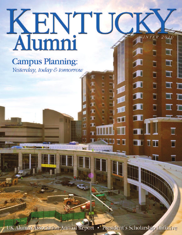 Winter 2010 Kentucky Alumni Magazine by UK Alumni Association - issuu