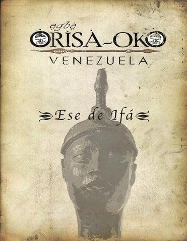 Ese de Ifa by Fundacion Edibere - issuu