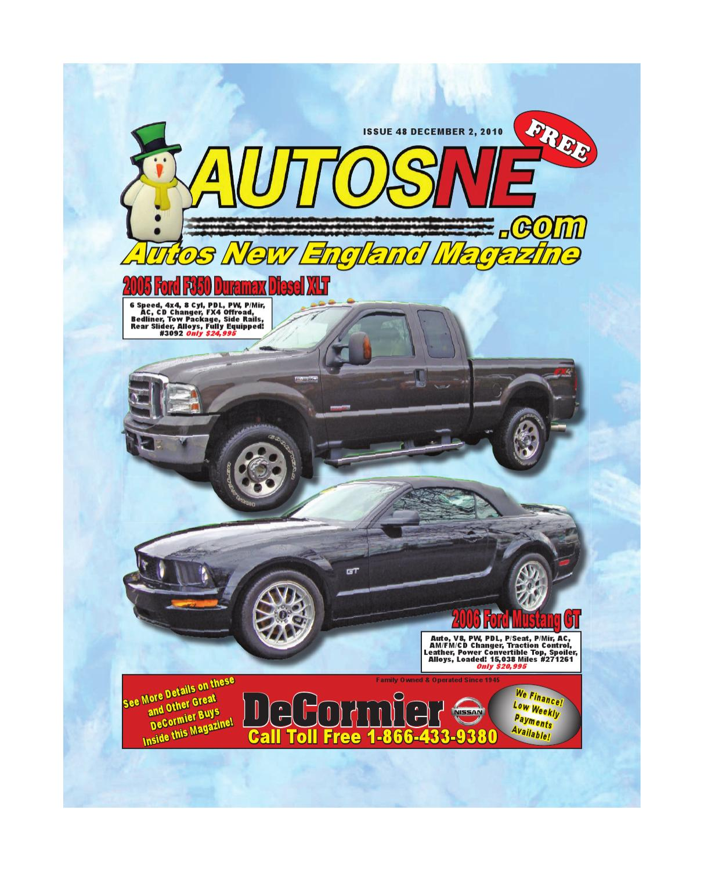 2010dec02 By Autofunds .com