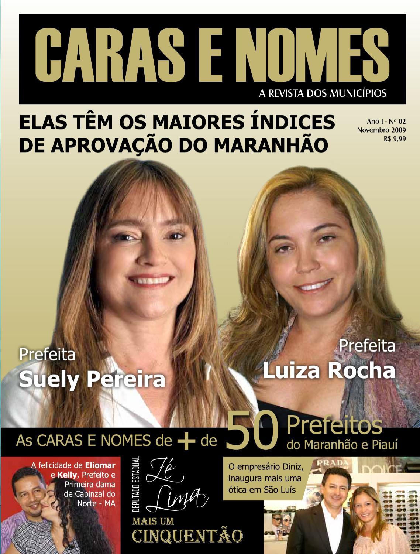cccab4cb829b4 Revista Caras e Nomes 2 by Revista Caras Nomes - issuu