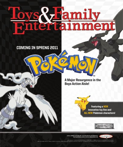 Toys Family Entertainment December 2010 By ANb Media