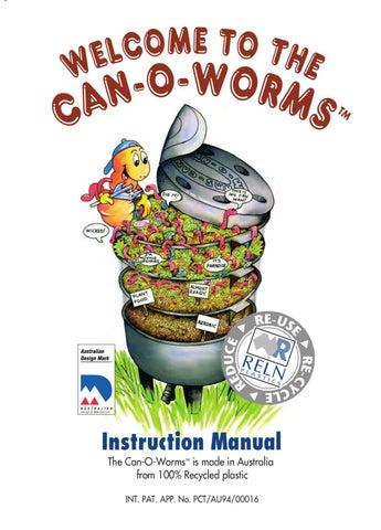 Patio, Lawn & Garden Composting Bins Can O Worms canecasdosnerds ...