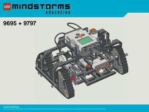 Modeles LEGO MINDSTORMS NXT EDU by Christophe THOMAS - issuu