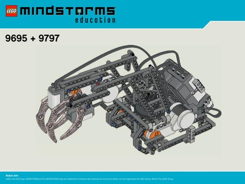 Modeles LEGO MINDSTORMS NXT EDU by Christophe THOMAS - issuu