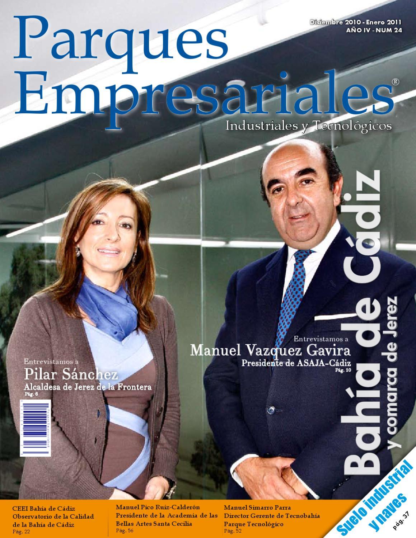 Parques Empresariales N 24 Bah A De C Diz By Grupo Eudiem  # Muebles Mogollon Medina Sidonia