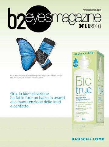 B2Eyes Magazine 11-2010 by B2Vision S.p.A. - issuu 9898a54c53
