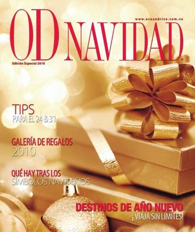 eb9d6fed4b4d OD Navidad 2010 by Grupo Editorial Shop In 98 C.A. - issuu
