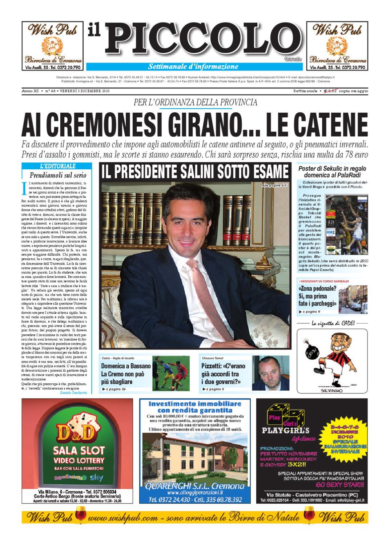 Il Piccolo Giornale di Cremona by promedia promedia - issuu fe5f05efbb6